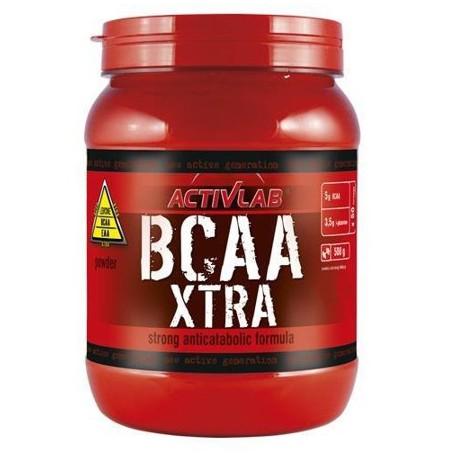 ACTIVLAB BCAA XTRA 500g LEMON
