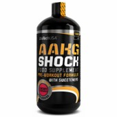 BIOTECH AAKG SHOCK 500ml CHERRY