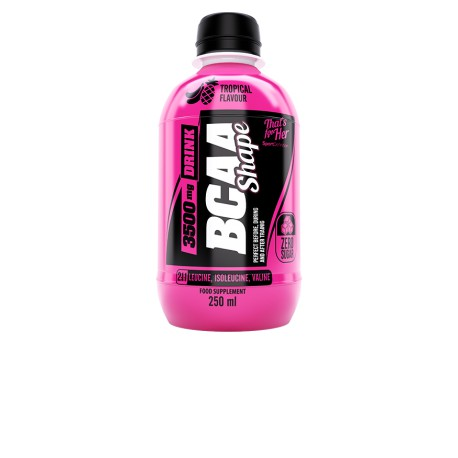 SPORT DEFINITION BCAA Shape DRINK 250ML TROPICAL