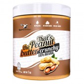 SPORT DEFINITION PEANUT BUTTER 1000G CRUNCHY
