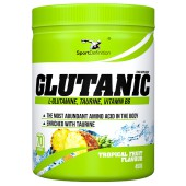 SPORT DEFINITION GLUTANIC 490G TROPICAL FRUIT