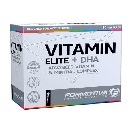 FORMOTIVA VITAMIN ELITE + DHA 90'S