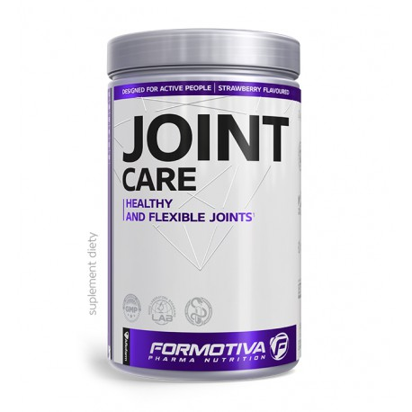 FORMOTIVA JOINT CARE STRAWBERRY 450G