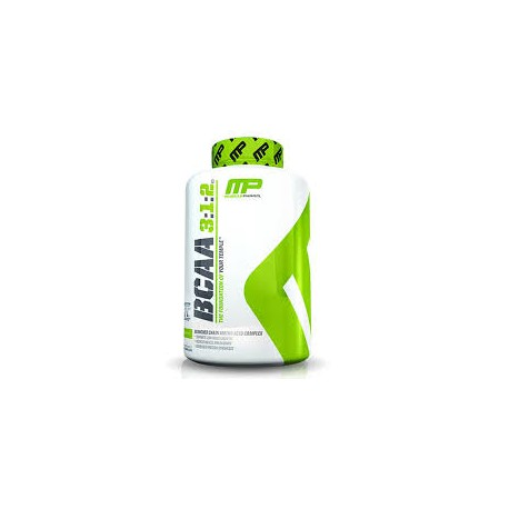 MUSCLEPHARM BCAA 3:1:2 240'S