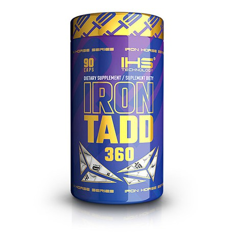 IHS IRON TADD 90 CAPS