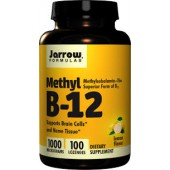 JARROW METHYL B-12 1000 MCG 100KAPS