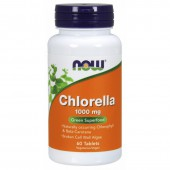 NOW CHLORELLA 1000MCG 60 TAB