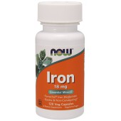 NOW FOODS IRON 120 KAPS