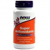 NOW SUPER ANTIOXIDANTS 60VCAPS