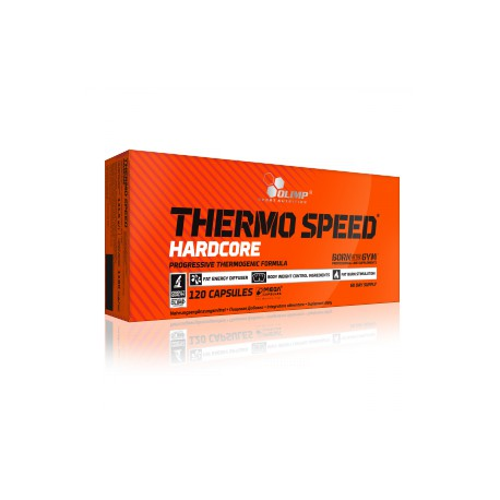 OLIMP Thermo Speed Hardcore 120 caps