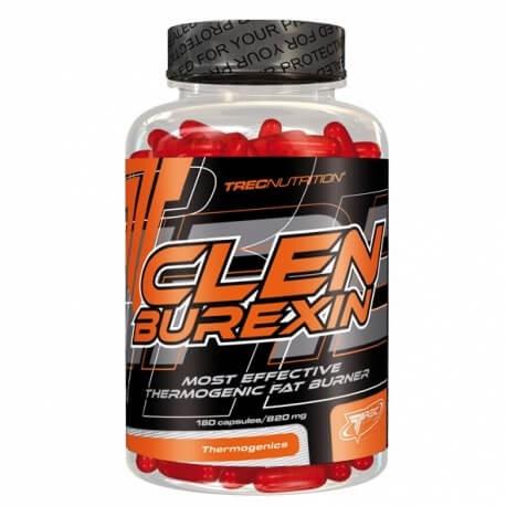 TREC Clen Burexin 180 capsules