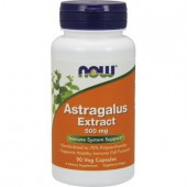 NOW ASTRAGALUS EXTRACT 500MG -90VCAPS