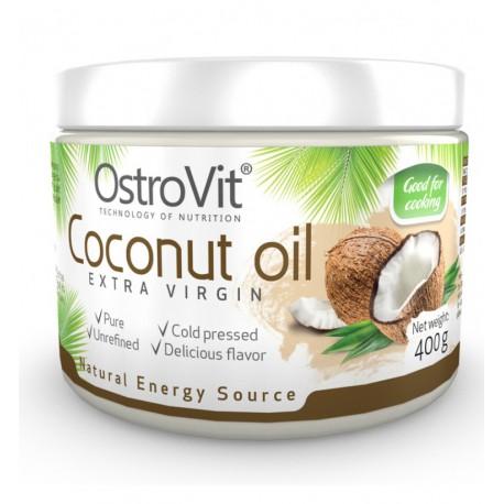 OSTROVIT COCONUT OIL EXTRA VIRGIN 400G
