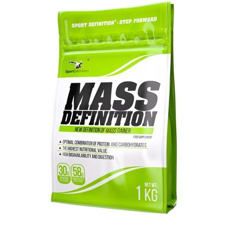 SPORT DEFINITION MASS DEFINITION CHOCOLATE 1000G