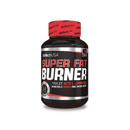 BIOTECH SUPER FAT BURNER 120 caps