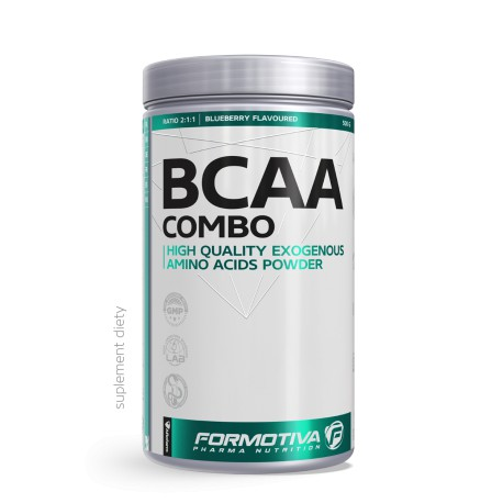 FORMOTIVA BCAA COMBO MANDARINE & GRAPEFRUIT 500G