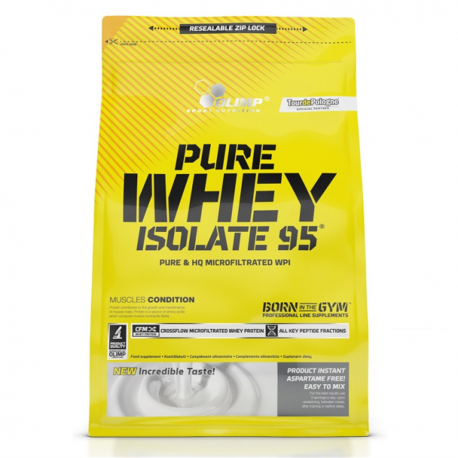 OLIMP Pure Whey Isolate 95 Vanilla 600g