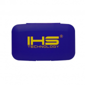 IHS PILL BOX BLUE