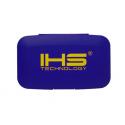 IHS PILL BOX BLUE