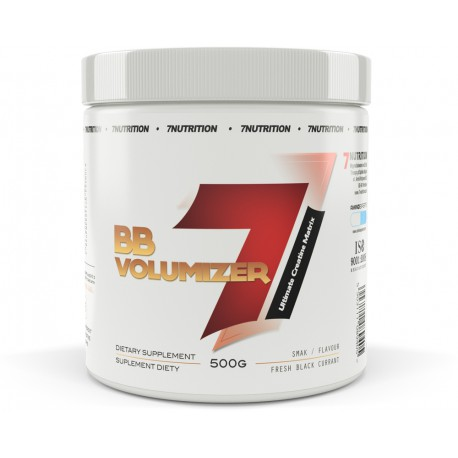 7NUTRITION BB VOLUMIZER 500g FRESH BLACKCURRANT