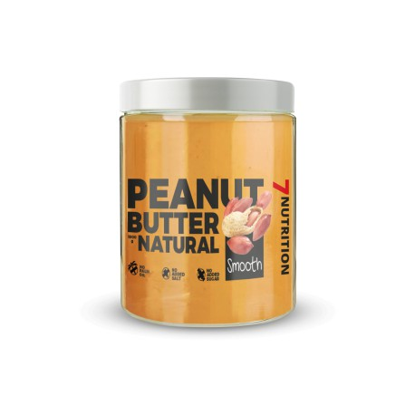 7NUTRITION PEANUT BUTTER 1000g SMOOTH
