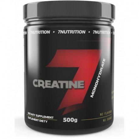 7NUTRITION CREATINE 500g
