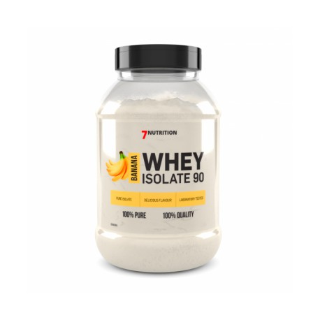 7NUTRITION WHEY ISOLATE 90 2000g STRAWBERRY